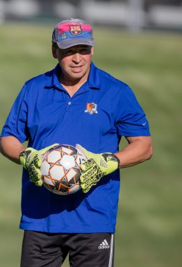 Louie Arias-Goalkeeper Coach