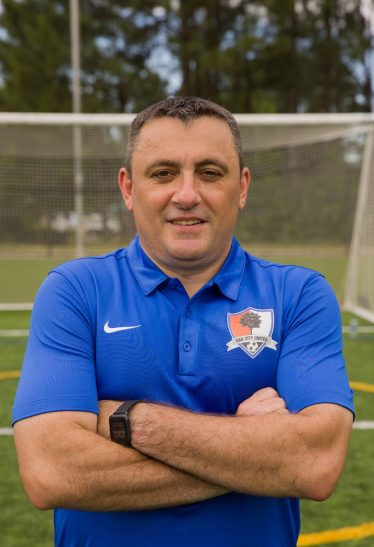 Peter Tadic-Assistant Coach